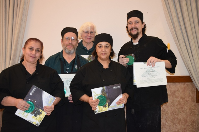 Ovations Spot Recognition