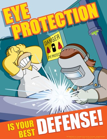 Poster-Eye-Protection
