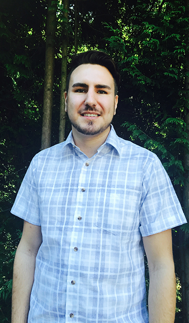 New Employee Spotlight – Chase Magliocca | Green River College